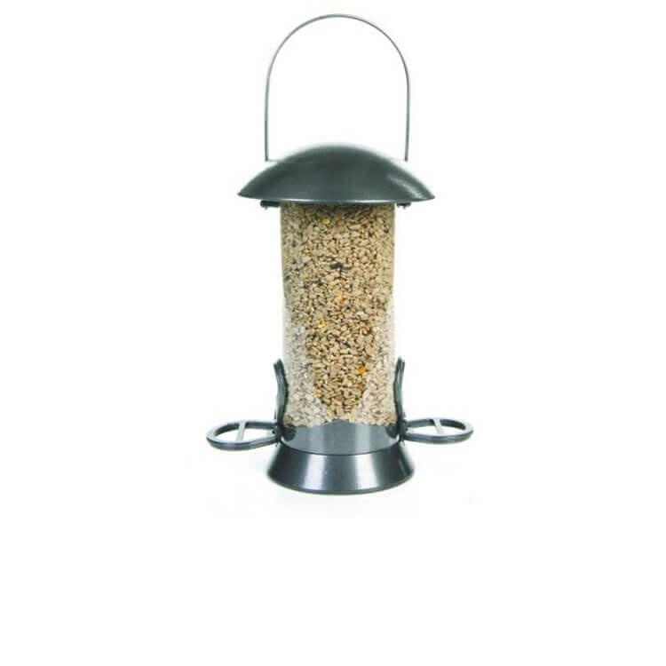 Vogelvoer en voersystemen